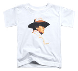 Toddler: John Wayne - Painted Profile Shirt