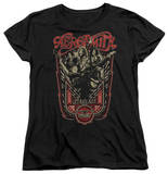 Womans: Aerosmith - Let Rock Rule T-Shirts