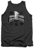 Tank Top: Power Rangers - Power Coins Tank Top