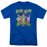 Power Rangers - Go Go Shirts