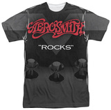 Aerosmith - Rocks Shirts