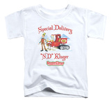 Toddler: Santa Claus Is Comin To Town - Kluger T-shirts