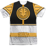 Power Rangers - White Ranger Sublimated