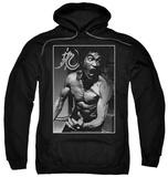Hoodie: Bruce Lee - Focused Rage Pullover Hoodie
