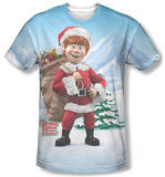 Santa Claus Is Comin To Town - Helpers T-shirts