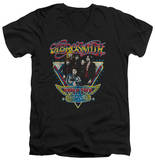 Aerosmith - Triangle Stars V-Neck V-Necks