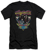 Aerosmith - Triangle Stars (slim fit) Shirt