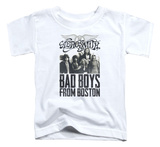 Toddler: Aerosmith - Bad Boys T-Shirt