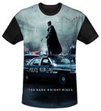 Youth: The Dark Knight Rises - Standoff(black back) T-shirts
