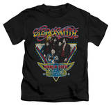 Youth: Aerosmith - Triangle Stars T-Shirt