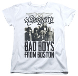 Womans: Aerosmith - Bad Boys Shirts
