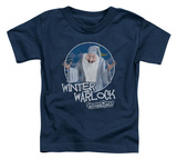 Toddler: Santa Claus Is Comin To Town - Warlock T-Shirt