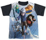 Youth: Rise Of The Guardians - Together Now(black back) T-Shirt