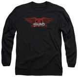 Long Sleeve: Aerosmith - Winged Logo Vêtement