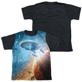 Youth: Star Trek - Final Frontier(black back) T-Shirt