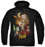 Hoodie: Betty Boop - Star Princess Pullover Hoodie