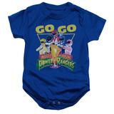 Infant: Power Rangers - Go Go Infant Onesie