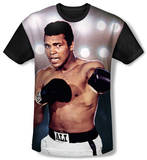 Youth: Muhammad Ali - Hit The Lights(black back) Shirts
