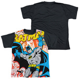 Youth: Batman - 75 Panels(black back) Shirts