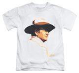 Juvenile: John Wayne - Painted Profile Shirts