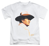 Youth: John Wayne - Painted Profile Shirts