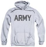 Hoodie: Army - Star Pullover Hoodie