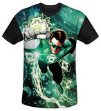 Youth: Green Lantern - Galactic Hal(black back) T-shirts