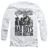 Long Sleeve: Aerosmith - Bad Boys T-Shirts