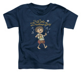 Toddler: Little Drummer Boy - Starlight T-shirts