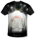 Youth: Muhammad Ali - Facing The World(black back) T-Shirt