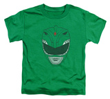Toddler: Power Rangers - Green Ranger T-shirts