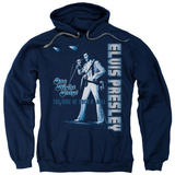Hoodie: Elvis Presley - One Night Only T-Shirt