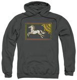 Hoodie: The Lord of the Rings: The Two Towers - Rohan Banner Pullover Hoodie