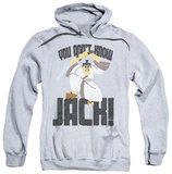Hoodie: Samurai Jack - Don't Know Jack T-shirts