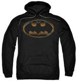 Hoodie: The Dark Knight Rises - Spray Bat Pullover Hoodie
