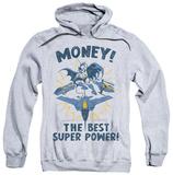 Hoodie: Batman - Money Pullover Hoodie