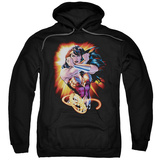 Hoodie: Wonder Woman - Wonder Rays Pullover Hoodie