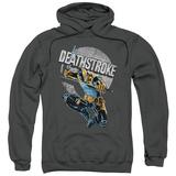Hoodie: Deathstroke - Deathstroke Retro Pullover Hoodie
