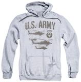 Hoodie: Army - Airborne Pullover Hoodie