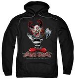 Hoodie: Lethal Threat - Ax Clown T-shirts