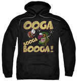 Hoodie: Courage The Cowardly Dog - Ooga Booga Booga Pullover Hoodie