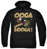 Hoodie: Courage The Cowardly Dog - Ooga Booga Booga Pullover Hoodie