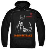 Hoodie: John Coltrane - Coltrane Pullover Hoodie