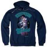 Hoodie: Elvis Presley - Total Trouble Pullover Hoodie