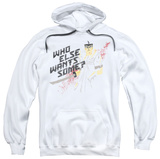 Hoodie: Samurai Jack - Who Wants Some Pullover Hoodie