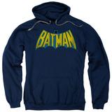 Hoodie: Batman - Classic Batman Logo Pullover Hoodie