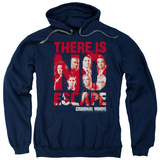 Hoodie: Criminal Minds - No Escape Pullover Hoodie