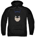 Hoodie: Batman - Bat Head Pullover Hoodie