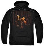 Hoodie: Elvis Presley - Take My Hand Pullover Hoodie