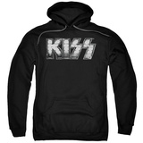 Hoodie: KISS - Heavy Metal Pullover Hoodie